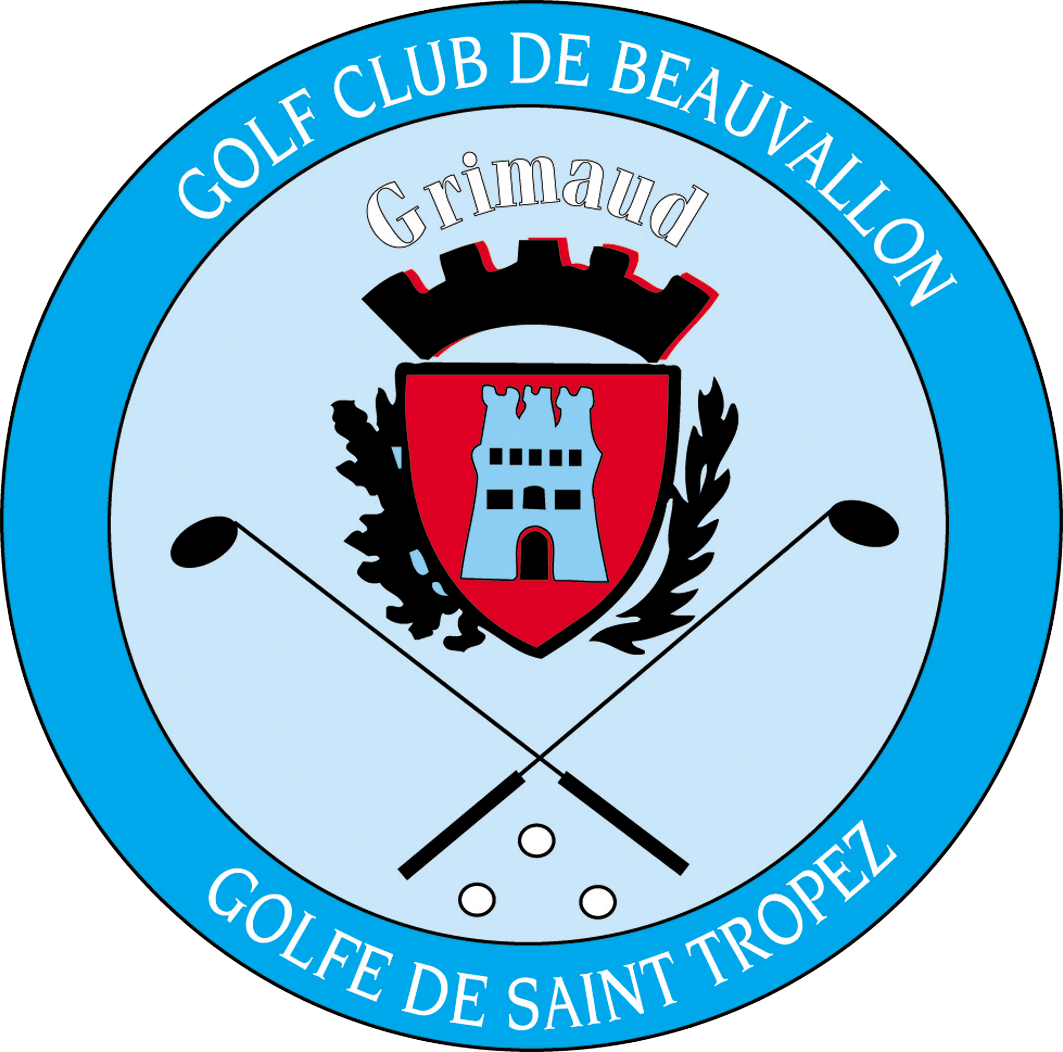 logo golf de Beauvallon