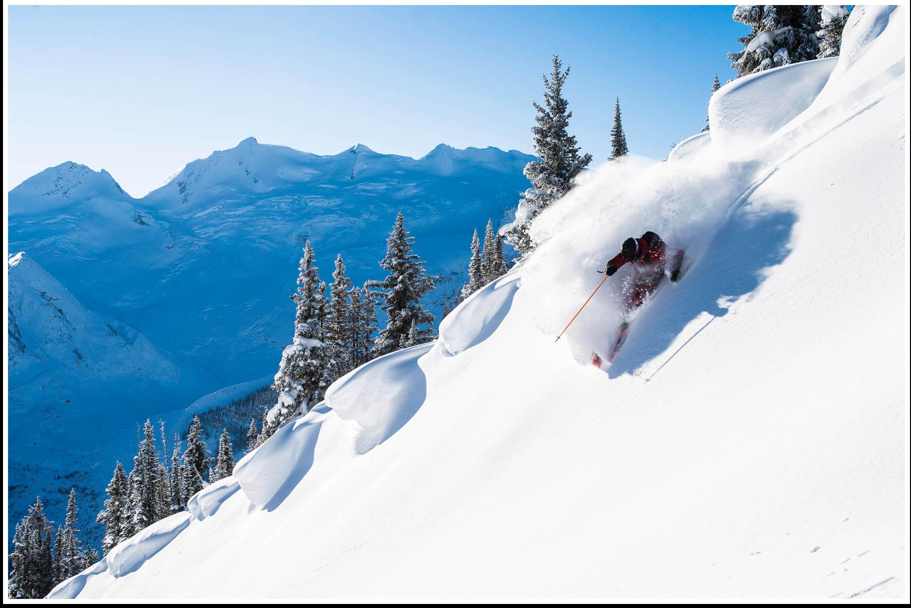 ski à megève